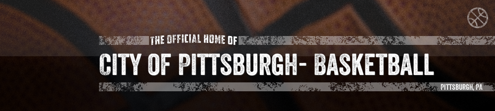 City of Pittsburgh- Basketball, Basketball, Point, Court