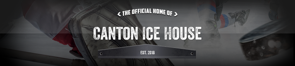 Canton Ice House, Hockey, Goal, Rink
