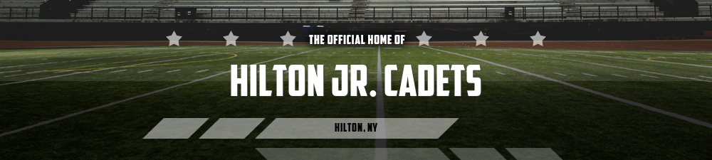 Hilton Jr. Cadets, Football and Cheerleading, Goal, Field