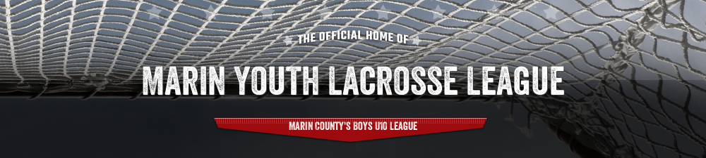 Marin Youth Lacrosse League, Lacrosse, Goal, Field