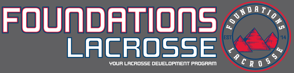 Foundations Lacrosse, Lacrosse, Goal, Field