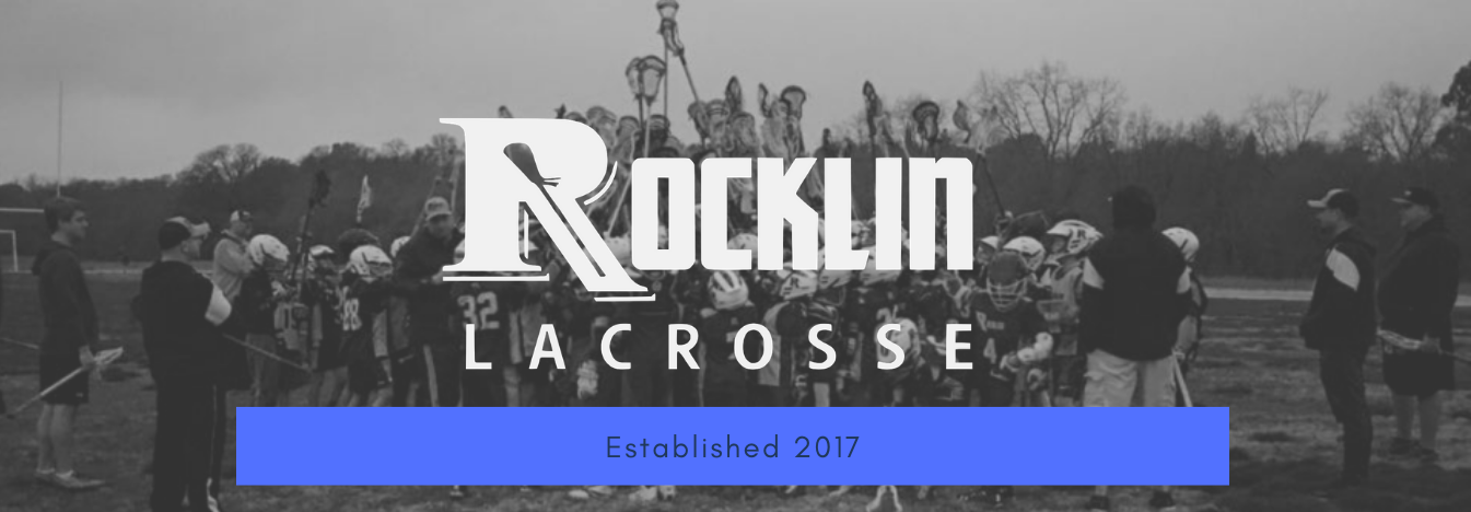 Rocklin Youth Lacrosse Club, Lacrosse, Goal, Field
