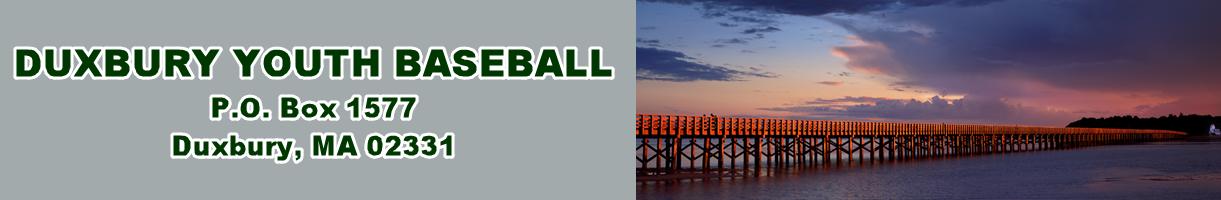 Duxbury Youth Baseball, Baseball, Run, Field