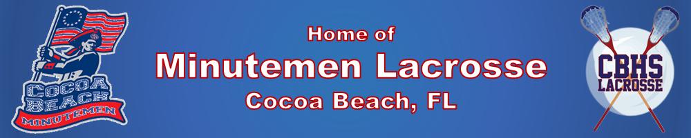 CBHS LACROSSE, Lacrosse, Goal, Minutemen Stadium