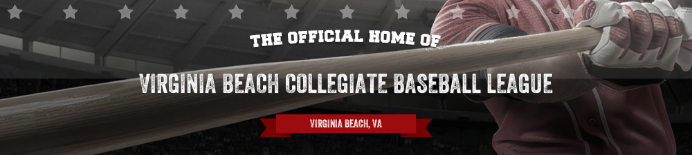 USA Summer Baseball Games dba Virginia Beach Collegiate Baseball League, Baseball, Run, Field
