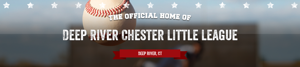 Deep River Chester Little League, Baseball, Run, Field
