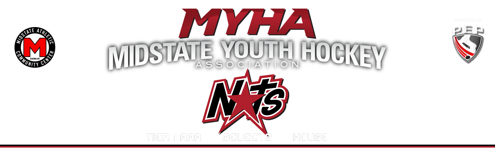 Midstate Youth Hockey Association, Hockey, Goal, Cicero Twin Rink