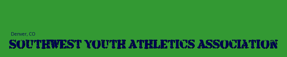 Southwest Youth Athletics Association, Multi-Sport, Goal, Field