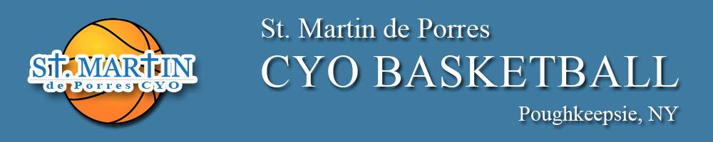 St. Martin de Porres CYO Basketball, Basketball, Point, Court