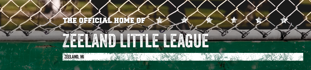 Zeeland Little League, Multi-Sport, Run, Field