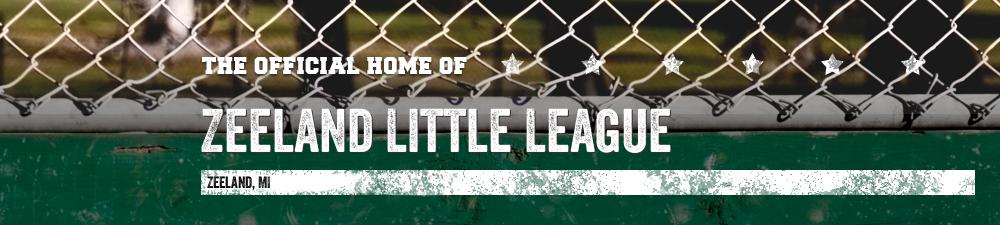 Zeeland Little League, Multi-Sport, Run, Field
