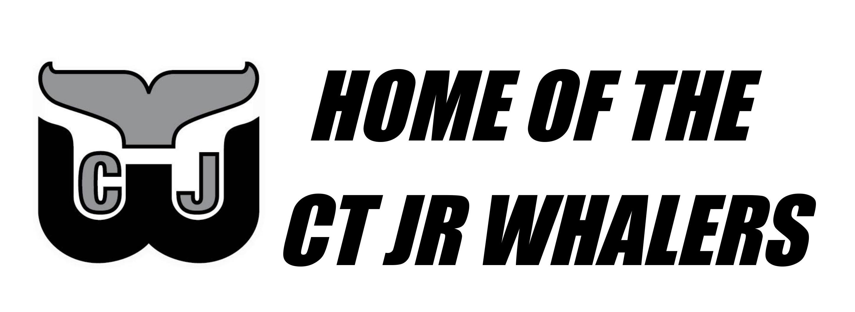 CT Jr Whalers and CT Jr Whale, Hockey, Goal, Rink