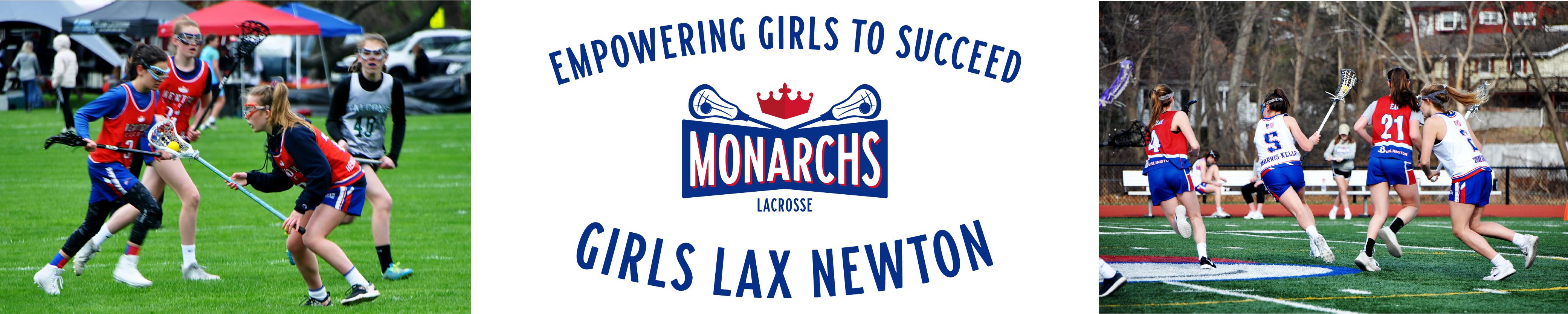 Girls Lax Newton, Lacrosse, Goal, Field