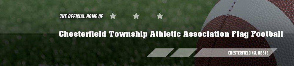 Chesterfield Township Athletic Association Flag Football, Football, Goal, Field