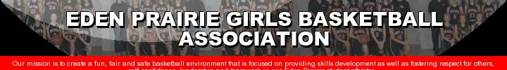 Eden Prairie Girls Basketball Association, Basketball, Point, Facility