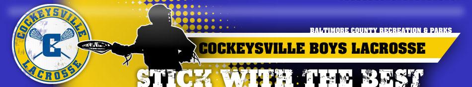 Cockeysville Boys Lacrosse, Lacrosse, Goal, Field
