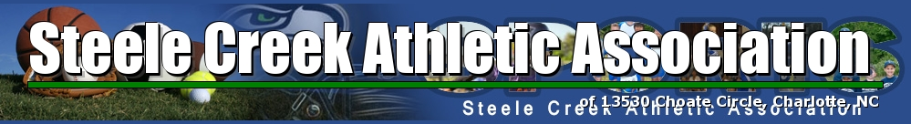 Steele Creek Athletic Association, Baseball, Run, Field