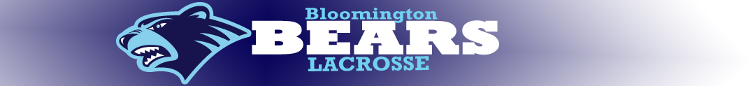 Bloomington Youth Lacrosse Association, Lacrosse, Goal, Field