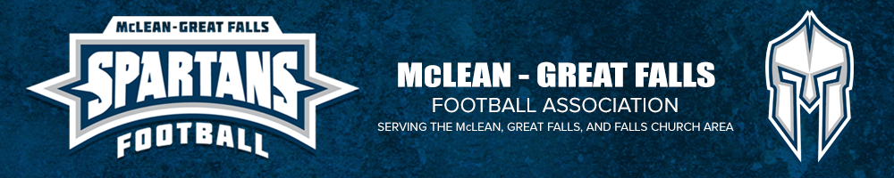 McLean-Great Falls Football, Football, Point, Field
