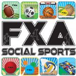 Fairfax Athletics (FXA) Co-ed, Men's, & Women's Adult Flag Football League, Football