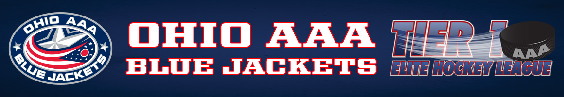 Ohio AAA Blue Jackets, Hockey, Goal, Rink