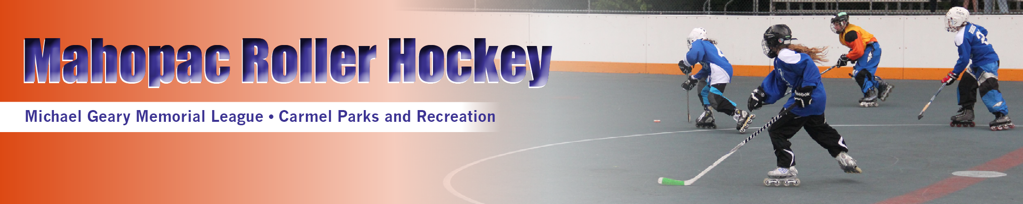 Mahopac Roller Hockey, Roller, Goal, Rink