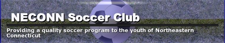 NECONN Soccer Club, Soccer, Goal, Field