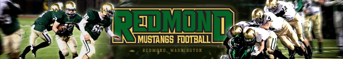 Redmond High School Football, Football, Point, Field