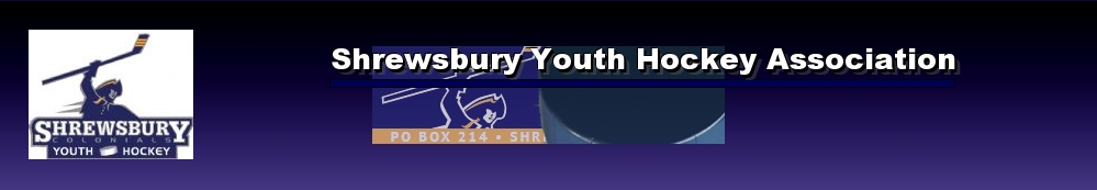 Shrewsbury Youth Hockey Association Inc Logo