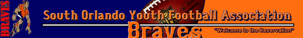 South Orlando Youth Football Association  , Football, Touchdown, Field