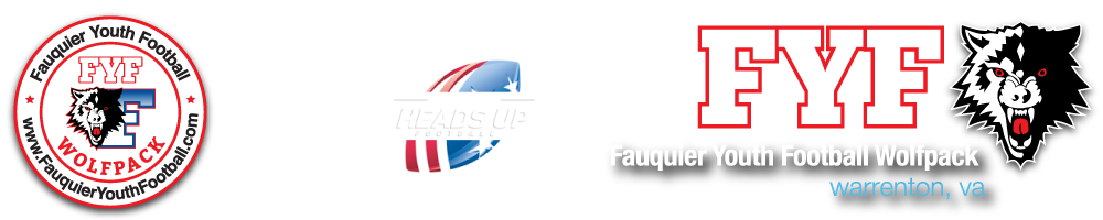 Fauquier Youth Football, , Points, Field