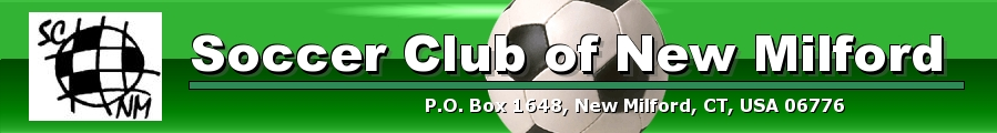 Soccer Club of New Milford, Soccer, Goal, Field
