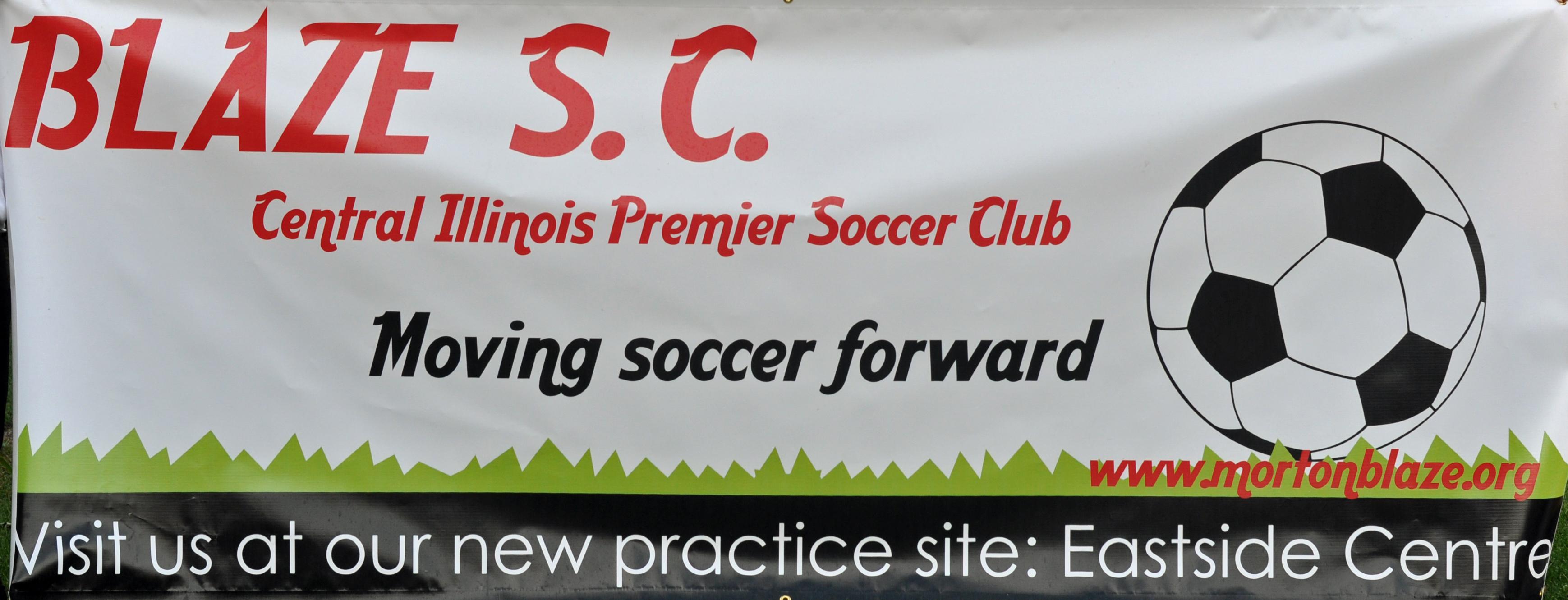 Morton Blaze Soccer Club, Soccer, Goal, Field
