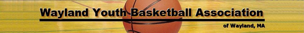 Wayland Youth Basketball Association, Basketball, Point, Court