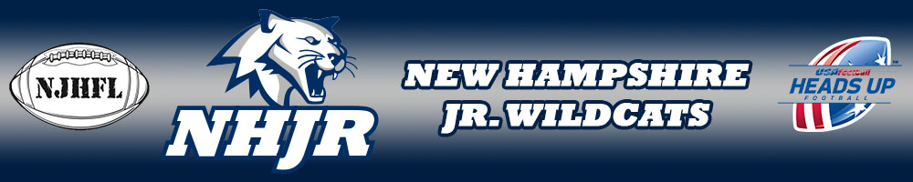 NH Jr. Wildcats Football and Cheer, Football and Cheer, Goal, Field