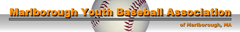 Marlborough Youth Baseball Association, Baseball, Run, Field