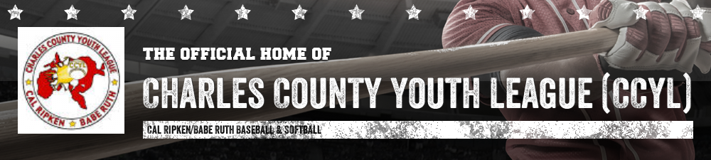 Charles County Youth League (CCYL), Baseball, Run, Field