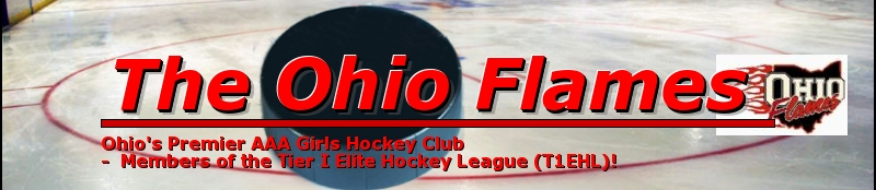 The Ohio Flames, Hockey, Goal, Rink