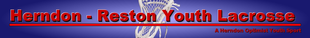 Herndon - Reston Youth Lacrosse, Lacrosse, Goal, Field