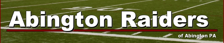 Abington Raiders , Football, Goal, Field