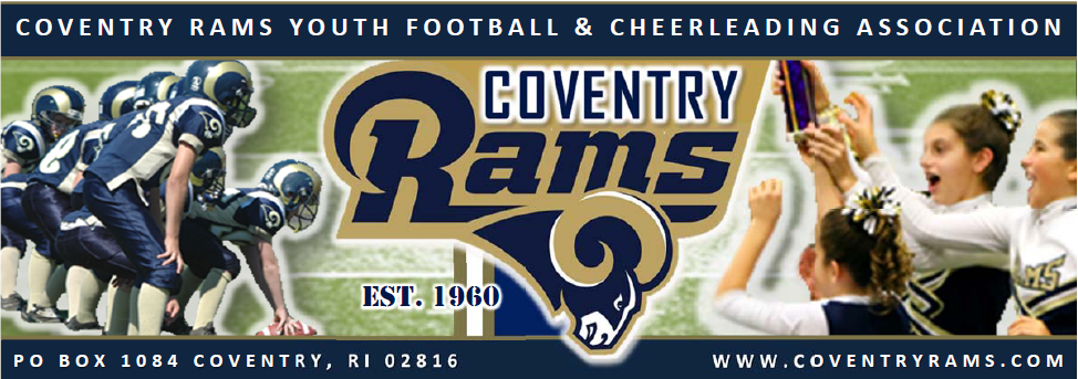 Coventry Rams Football and Cheerleading, Football, Goal, Field