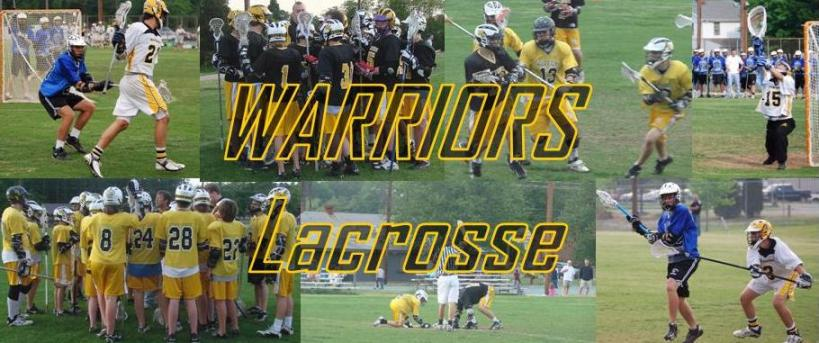 Warriors Lacrosse Club, Lacrosse, Goal, Field