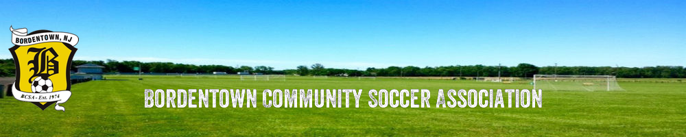 Bordentown Community Soccer Association, Soccer, Goal, Friendship Field