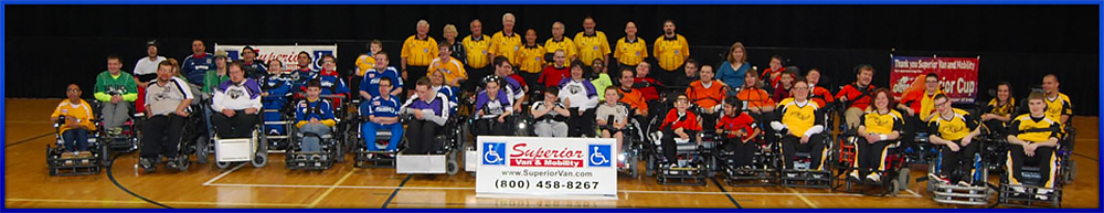 Power Soccer of Indy, Inc., Power Wheelchair Soccer, Goal, Fieldhouse