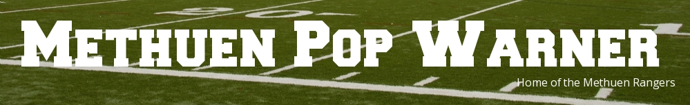 Methuen Pop Warner, Football / Cheerleading, Goal, Field