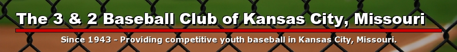 The 3&2 Baseball Club of Kansas City, Missouri, Baseball, Run, Field