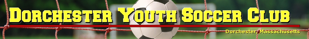 Dorchester Youth Soccer Club, Soccer, Goal, Pope John Paul II Park