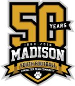 Madison Youth Football, Football