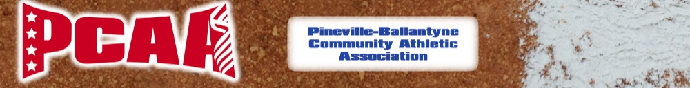 Pineville-Ballantyne Community Athletic Association, , Run, Field