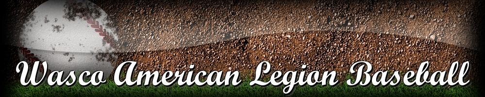 Wasco American Legion Baseball, Baseball, Run, Field